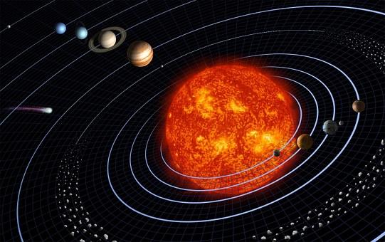 Gwiazdy i planety, galaktyki