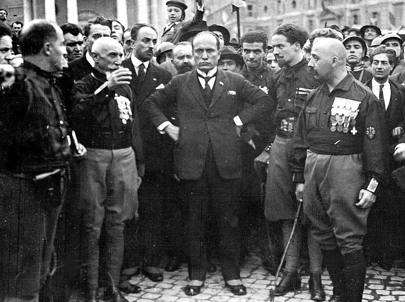 Faszyzm i jego geneza