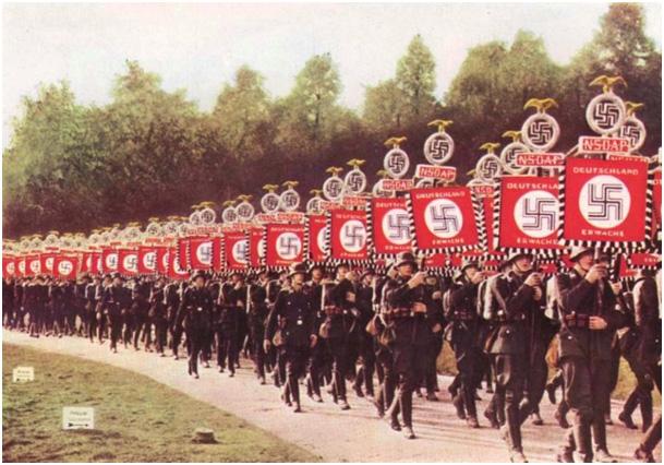 Weltanschauung czyli światopogląd Hitlera