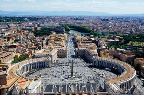 Polityka Kościoła po rozpadzie Cesarstwa Rzymskiego